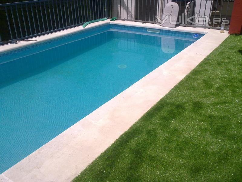 A2aguas - Cesped artificial piscinas ...