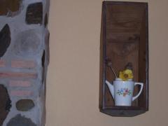 Detalle casa rural abuela maxi