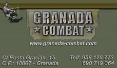 Tarjeta de visita :: granada combat