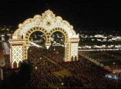 Portada Feria de Abril de Sevilla