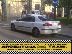 Taxi argentona tel: 637 888 664
