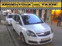 Taxi argentona, taxis de fina a 7 places tel: 930013218