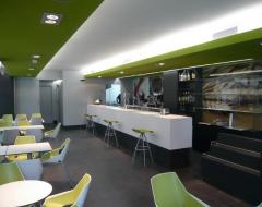 Bar cafeter�a en Mutilva (Navarra)