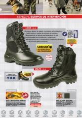 Calzado c�modo y seguro ideal para trabajos de alto riesgo