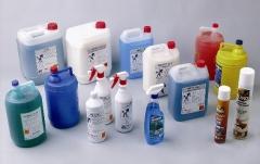 Productos de limpieza profesional