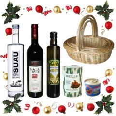 Regalos de empresa, lotes y cestas de navidad personalizables