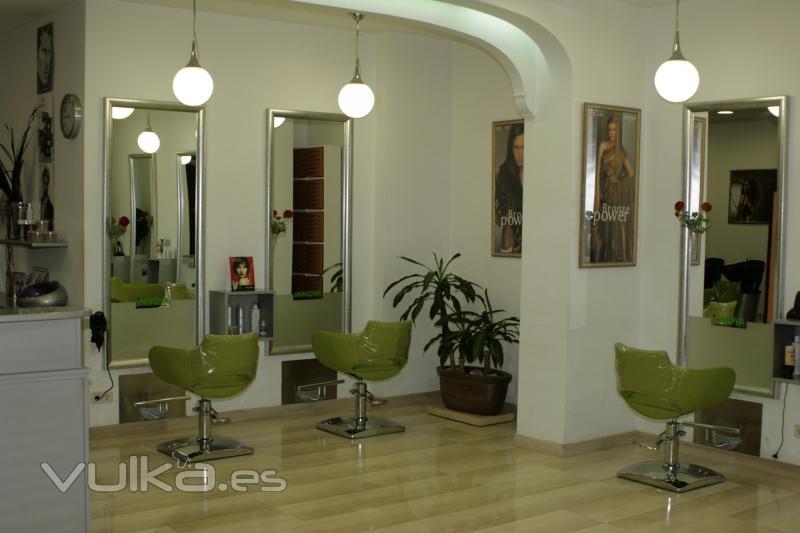 Innova islas baleares - Salones de peluqueria decoracion fotos ...