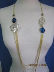 Collar cadena color oro ,liquidacion 1.6euros