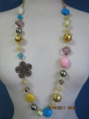 Collar color ,liquidacion 1.6 euros