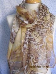 fular de 100% seda de muy buena calidad , liquidacion 5 euros