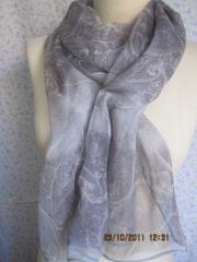 fular 100% seda de muy buena calidad, liquidacion 5 euros