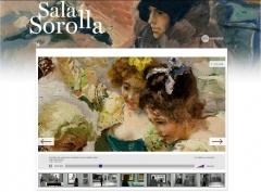 Sala Interactiva Sorolla, Museo Bellas Artes de Valencia.