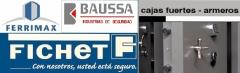 Distribuidores de fichet-ferrimax-baussa-etc