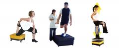 Wbv. plataforma vibratoria profesional. rehabilitacion. personal trainer