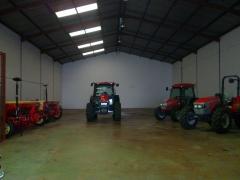 Tractores de la marca mc cormick