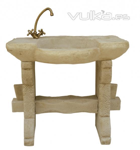 Decoracion mueble sofa fregadero exterior for Fregaderos de exterior