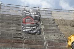 Rehabilitaci�n de fachadas en barcelona