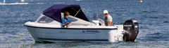 bote pesca 5 mtros