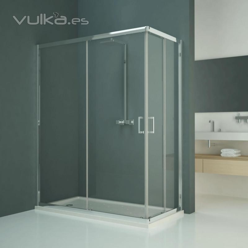 Platos ducha y mamparas - Platos de ducha con mampara ...