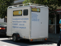 Foto 19 mantenimiento en Jaén - Retirada de Uralita en Jaen, Desmontaje de Fibrocemento, Desamiantados y Gestión de Residuos de Uralita Gmadc, sl