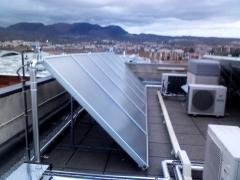 instalacion y mantenimiento de placas solares