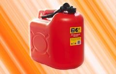 Bidón de combustible de emergencia homologado