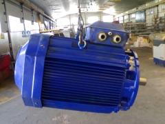 Motor electrico. recogida y entrega motores a domicilio