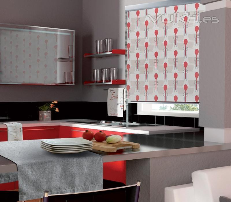 Cortinas la botigueta - Estores para cocinas modernas ...