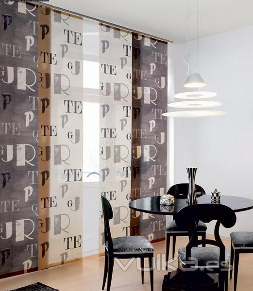 Foto la botigueta cortinas y estores para la decoraci n - La botigueta barcelona ...