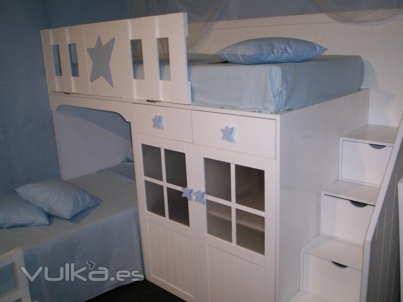 Piel de melocoton mobiliario infantil y juvenil - Mobiliario infantil sevilla ...