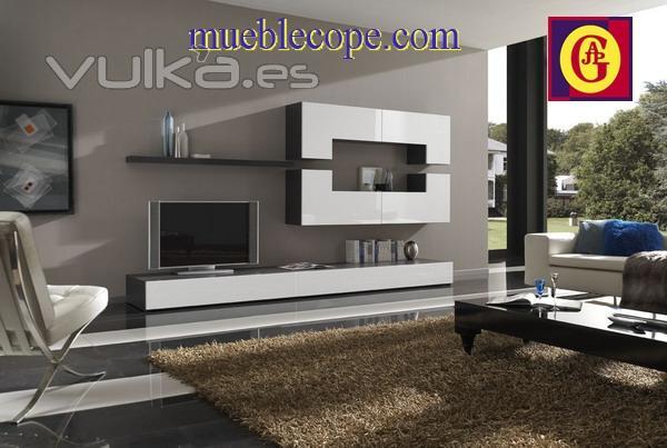 Vulka Muebles : Foto comedor moderno modelo miami