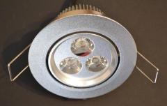Foco led aluminio