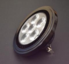 Lampara ceiling light en aluminio 12w