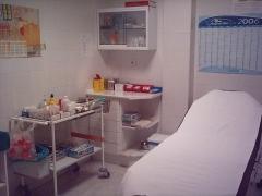 Sala de curas