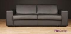 Sofa  modelo penta de piel confort