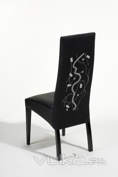 Foto sillas tapizadas - Sillas tapizadas ...