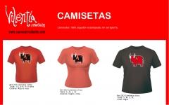Camisetas toro catálogo españa - valentia souvenirs