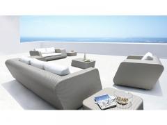 Muebles de jardin, conjunto de jardin marrackech