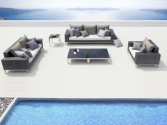 Muebles de jardin , conjunto de exterior bali
