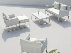 Muebles de jardin , conjunto egean