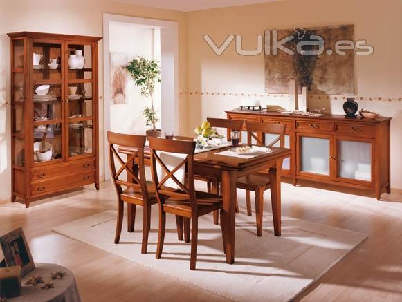 Moblelar pontevedra for Visillos para salon comedor