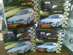 Kits de admisi�n y filtros de aire y potencia.