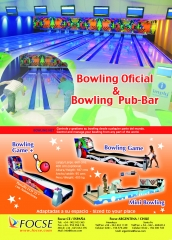 Boleras, bowling, mini boleras, infantiles, recreativos.venta, franquicias  8- www.focse.com
