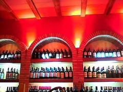 Bodega de quirós (zona de vinos tintos)