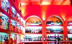 Bodega de quir�s (zona de bebidas alcoh�licas y licores)