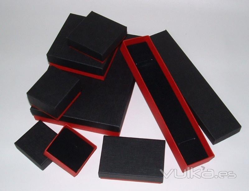a15b6df40b1d Cajitas de cartón para bisuteria