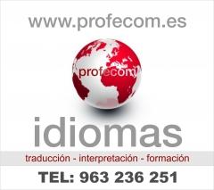Agencia de idiomas