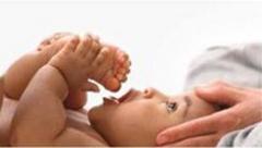 Terapia Cr�neo-sacral con orientaci�n Pedi�trica