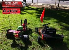 Turbo twist 360� & e-kart solar � 350w juguetocio. comprar en www.juguetocio.com. env�os en 24 hora