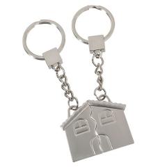 Gifts. llavero doble casa partida en lallimona.com